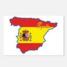 Cool Spain Postcards (Package of 8)