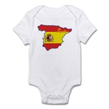 Cool Spain Infant Bodysuit