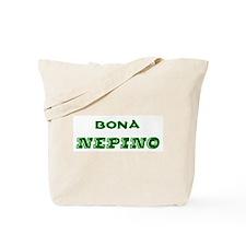 Bona Nepino/Good Granddaughte Tote Bag