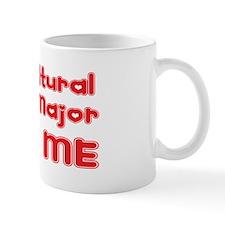 An Agricultural Sciences Major Loves Me Mug