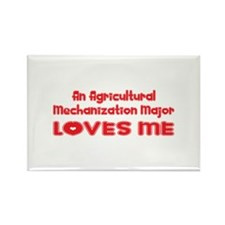 An Agricultural Mechanization Major Loves Me Recta