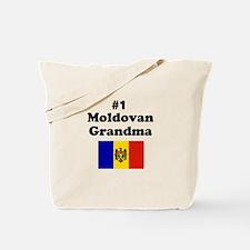 #1 Moldovan Grandma Tote Bag