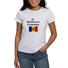 #1 Moldovan Grandma Tee
