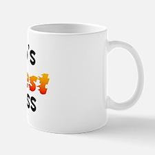 World's Hottest Dumbass (C) Mug