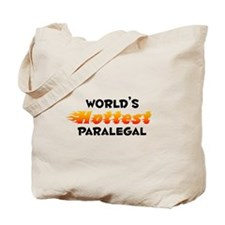 World's Hottest Paral.. (B) Tote Bag