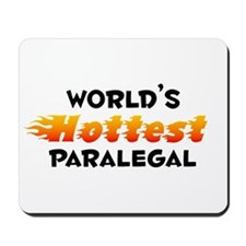 World's Hottest Paral.. (B) Mousepad