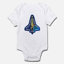 COLUMBIA STS 107 Infant Bodysuit