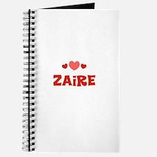 Zaire Journal