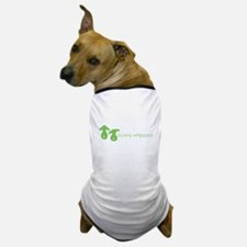 bunny whipped green Dog T-Shirt