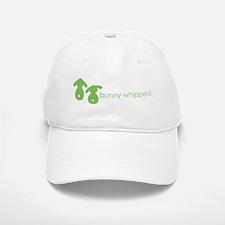 bunny whipped green Baseball Baseball Cap