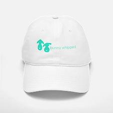 bunny whipped aqua Baseball Baseball Cap