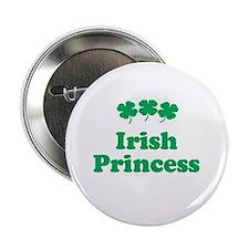"Irish Princess 2.25"" Button"