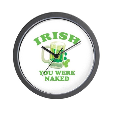 St. Patrick's day Wall Clock