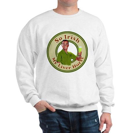 So Irish Sweatshirt
