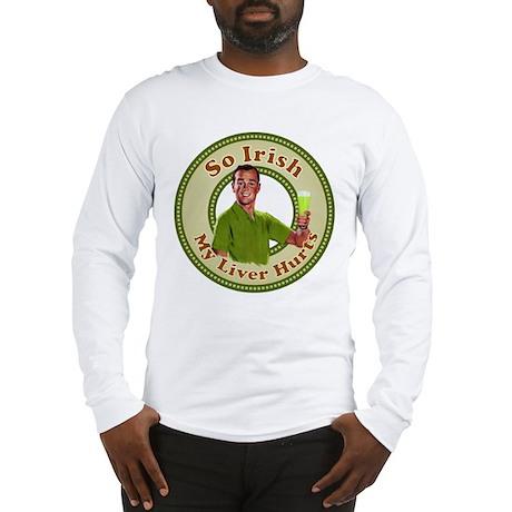So Irish Long Sleeve T-Shirt