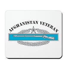 CIB 2 Afghanistan Veteran Mousepad