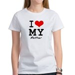 I love my mother Women's T-Shirt