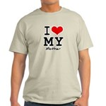 I love my mother Light T-Shirt