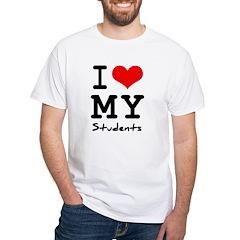 I love my students Shirt