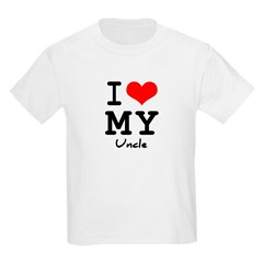 I love my uncle T-Shirt