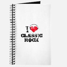 I love classic rock Journal