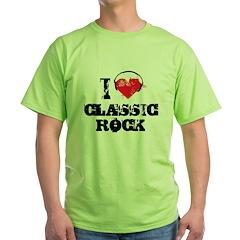 I love classic rock T-Shirt