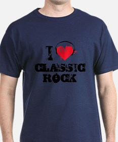 I love classic rock T-Shirt