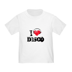 I love disco T