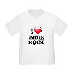 I love indie rock T