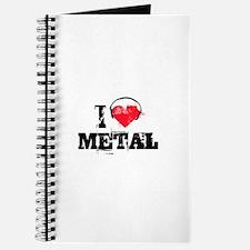 I love metal Journal