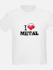 I love metal T-Shirt