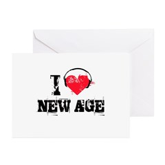 I love new age Greeting Cards (Pk of 20)