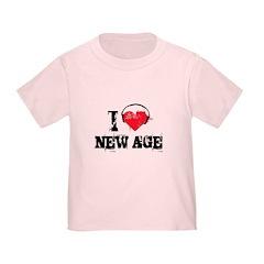 I love new age T