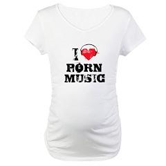 I love porn music Shirt