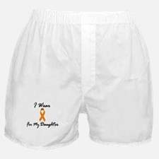 I Wear Orange For My Daughter 1 Boxer Shorts