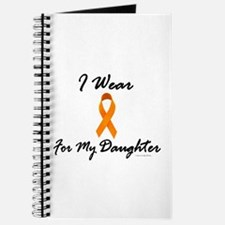 I Wear Orange For My Daughter 1 Journal
