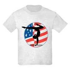 U.S.A Gymnastics T-Shirt
