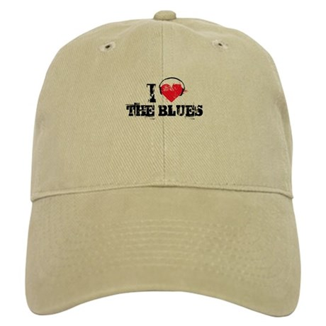 I love the blues Cap