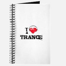 I love trance Journal