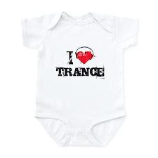 I love trance Onesie