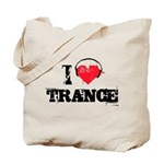 I love trance Tote Bag