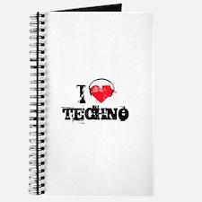 I love techno Journal