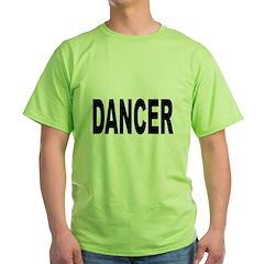Dancer (Front) T-Shirt