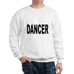 Dancer (Front) Sweatshirt
