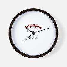 Funny Region Wall Clock