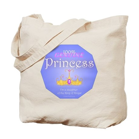 Genuine Princess Tote Bag