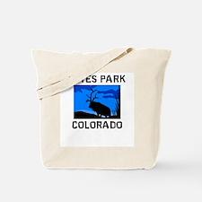 Estes Park Colorado Tote Bag