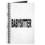 Babysitter Journal