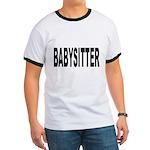 Babysitter (Front) Ringer T