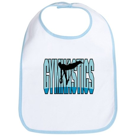 Gymnastics Logo Bib